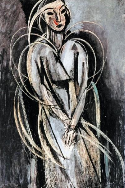 """De qui est le """"portrait d'Yvonne Landsberg"""" ?"""
