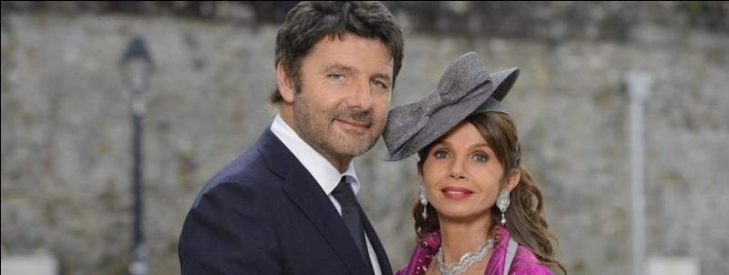 Comment Caroline a Rencontré Xavier son époux après Jean Paul?