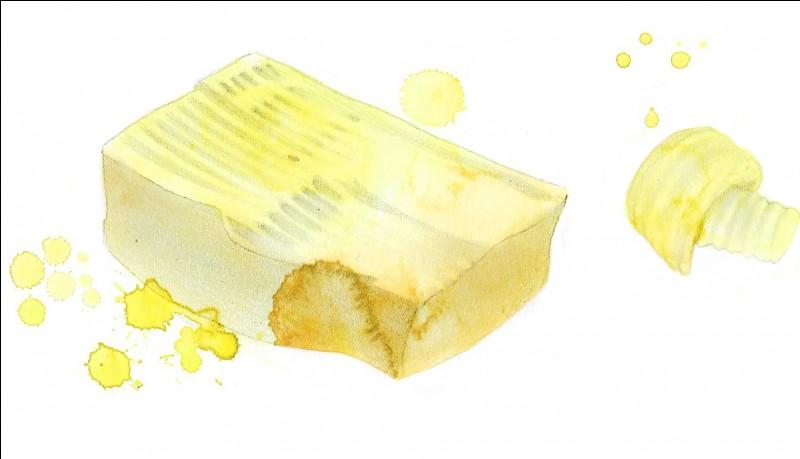Grâce à moi le beurre existe :