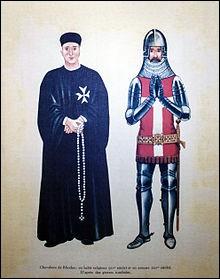 A l'époque des croisades et jusqu'au début du XIXe siècle, comment appelait-on une organisation administrative de l'ordre de Saint-Jean de Jérusalem, regroupant différents prieurés ?