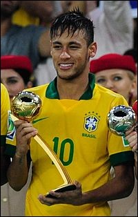 Jusqu'en quelle année dure le contrat de Neymar avec le F.C Barcelone ?
