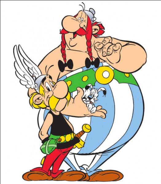 Qui est le pire ennemi d'Astérix et Obélix ?