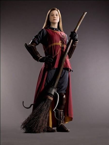 Quel est le nom du fondateur de Gryffondor ?