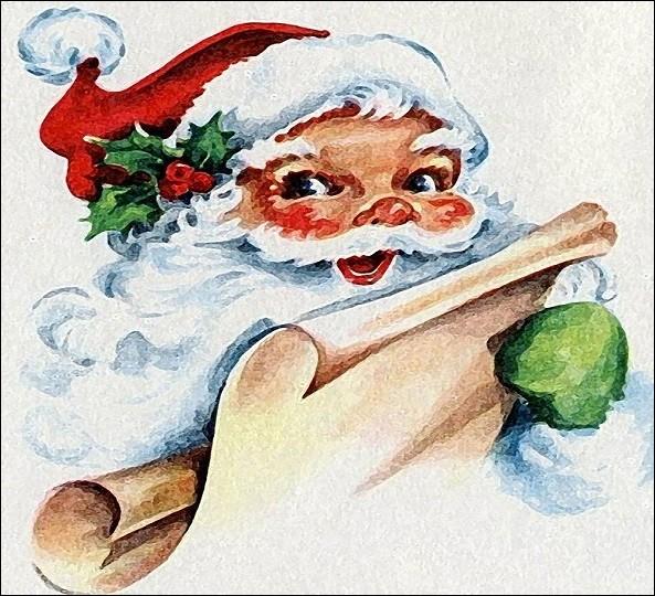 Où sont dirigées les lettres adressées au Père Noël ?