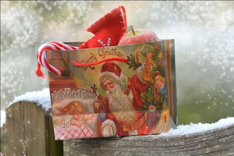 """Dans quelle langue le Père Noël vous souhaite """"joyeux Noël"""" ?"""