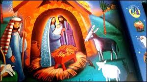 Dans une chanson catalane de la nuit de Noël, comment est pré/nommé l'Enfant-Jésus ?