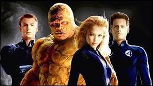 Quelle est cette équipe de super-héros ?