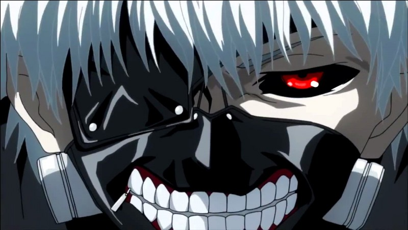 Quel est le nom du héros principal de Tokyo Ghoul ?