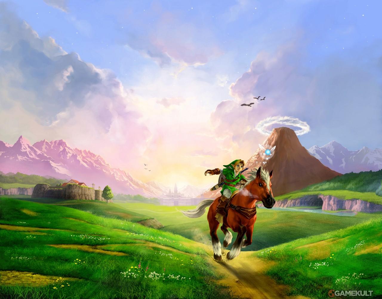 Zelda Ocarina of Time - Les chants