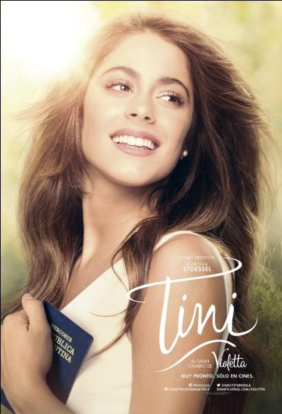 Quelle est la série préférée de Tini ?