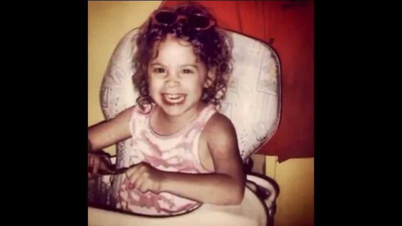 Quand Tini était petite, à quoi était-elle accro ?