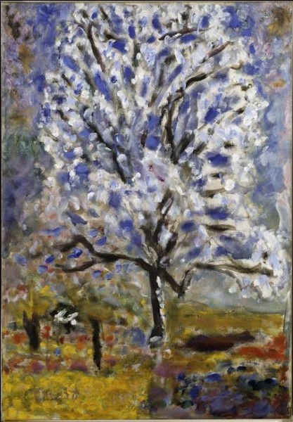 """Qui a peint """"L'amandier en fleurs"""" ?"""