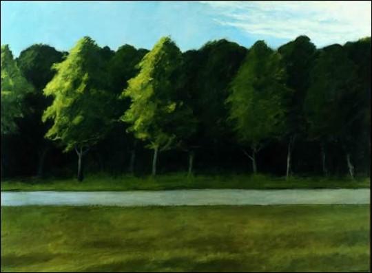 """A qui doit-on """"Route et arbres"""" ?"""
