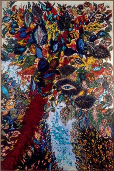 """Qui a peint """"L'arbre du paradis"""" ?"""