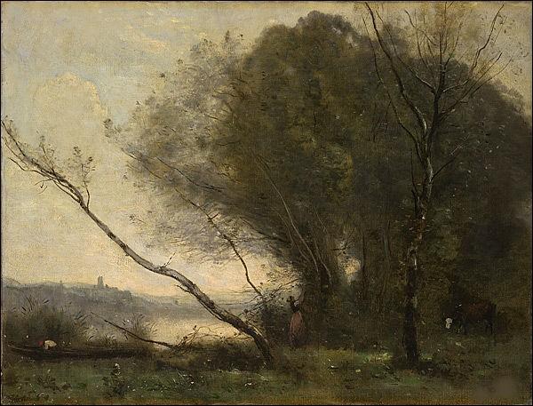 """Qui a peint """"L'arbre penché"""" ?"""