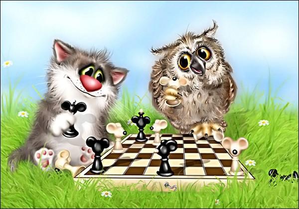 Quelle pièce du jeu d'échecs se déplace en L ?