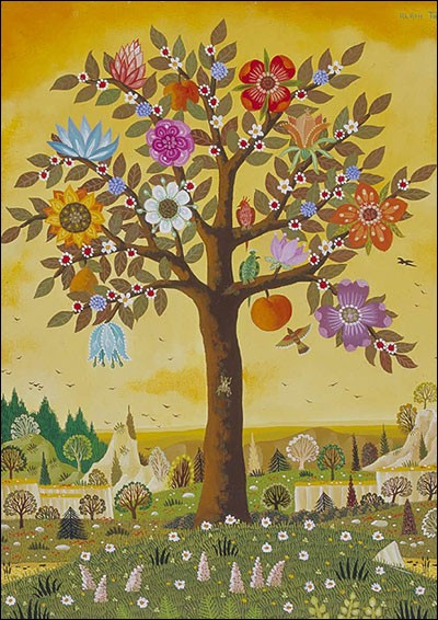 """A qui doit """"L'arbre à fleurs"""" ?"""