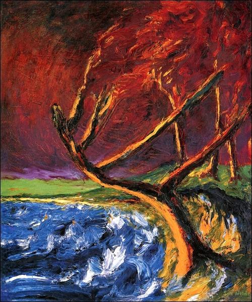 """A qui doit-on """"arbre sur la plage"""" ?"""