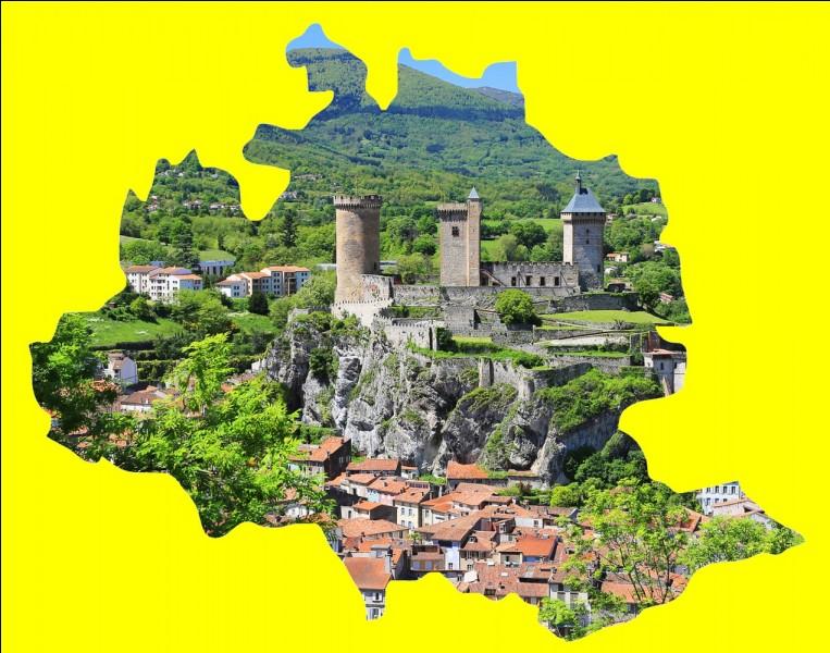 Cette préfecture au caractère médiéval possède un remarquable château datant du XIIème siècle, construit sur un piton rocheux à l'ouest de la ville actuelle ... .