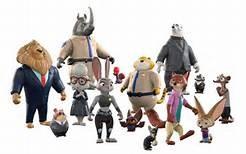 Zootopie, les personnages