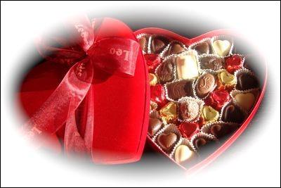 En observant bien l'image, que sont ces chocolats de marque que je vous offre ?