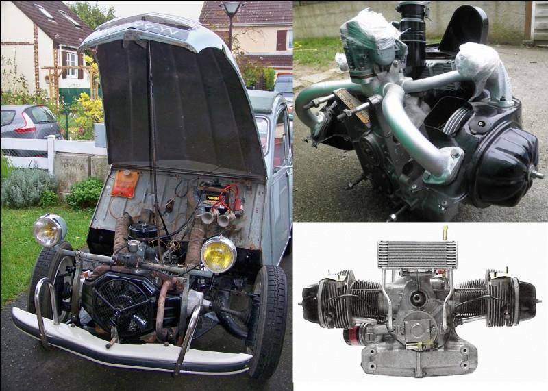En 1942, les essais sur route commencent ! De nombreuses modifications sont apportées aux différents prototypes ! Tout cela nous donnera la « 2 cv » !Connaissez-vous l'une de ces différences ?