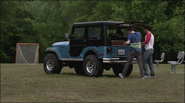 Comment se nomme sa jeep, selon Dylan O'Brien ?