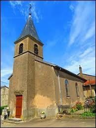 Village lorrain de l'arrondissement de Forbach-Boulay-Moselle, Brouck se trouve dans le département ...