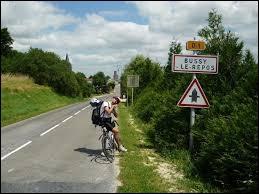 Bussy-le-Repos est un village Marnais situé dans l'ancienne région ...