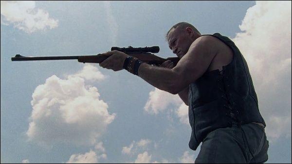 """Quel événement a failli interrompre le tournage de la saison 1 de """"The Walking Dead"""" pour Michael Rooker (Merle Dixon) ?"""