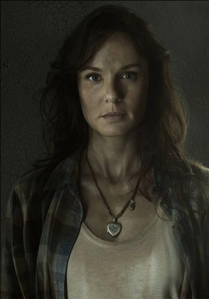 Comment est morte Lori la femme de Rick ?