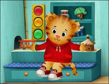 Connaissez-vous le nom de ce petit tigre très joueur qui fait le bonheur des tout petits ?