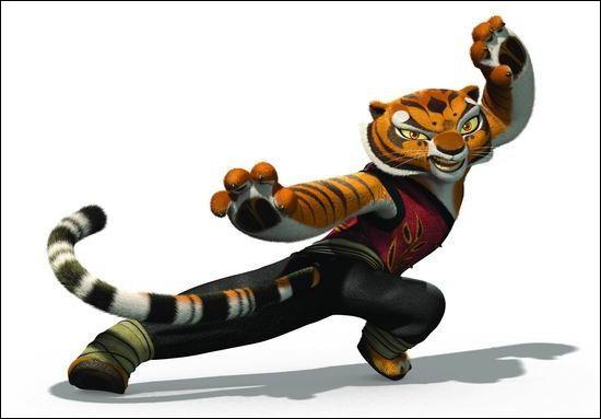 """Comment appelle-t-on ce personnage fictif excellant dans le domaine du kung-fu et que l'on peut voir dans l'univers de """"Kung-Fu Panda"""" ?"""