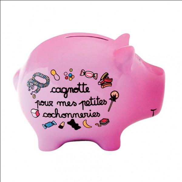 Et enfin à quoi nwt va-t-elle destiner ce cochon ?
