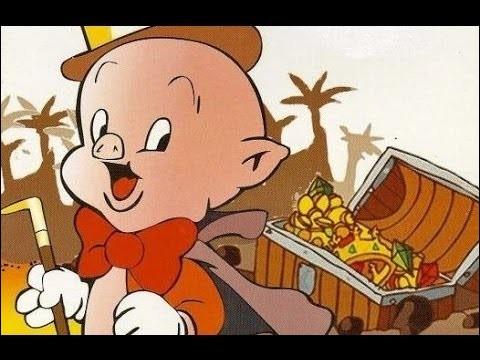 Où vit Porky ?