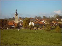 On termine en Lorraine, à Villacourt. Village du Lunévillois, il se situe dans le département ...
