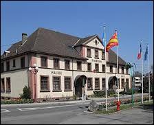 Ancienne commune de l'arrondissement de Mulhouse, Didenheim se trouve dans le département ...