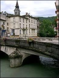 Commune de l'Ain, Tenay se situe dans la nouvelle région ...