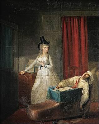 Histoire - Charlotte Corday est célèbre pour avoir assassiné Jean-Paul Marat mais savez-vous de quel dramaturge elle est l'arrière-arrière-arrière-petite-fille ?