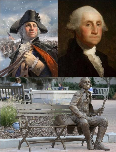Guerres révolutionnaires : Ce « Père fondateur » fut également surnommé « père des mulets américains » grâce à ses essais de croisements. Il participa à la « guerre de Sept ans », puis, il sera un des moteurs de l'indépendance américaine etle Premier d'entre eux pendant 8 ans.Qui est ce personnage ?