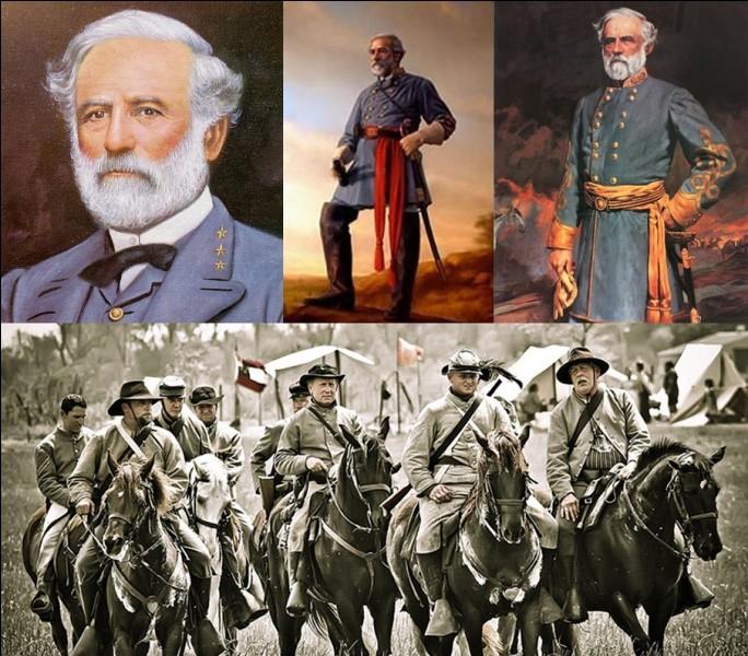 Au XIXe siècle : Ce général confédéré verra sa plantation d'Arlington saisie par les troupes de l'Union et ses terres sont devenues le Cimetière national d'Arlington. Il fut totalement et officiellement réhabilité en 1975, cent ans après sa défaite.Qui est cet officier ?