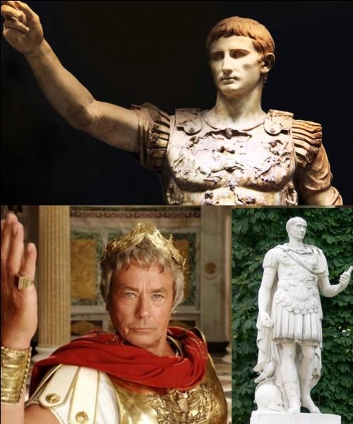Antiquité romaine : Cicéron, auteur et homme d'Etat romain, dit de lui : « Il avait l'intelligence, le jugement, la mémoire, la culture, l'application, la prévoyance, la diligence ; il avait eu une activité guerrière, néfaste, certes, pour l'Etat, mais glorieuse cependant… »De qui parle-t-il ?