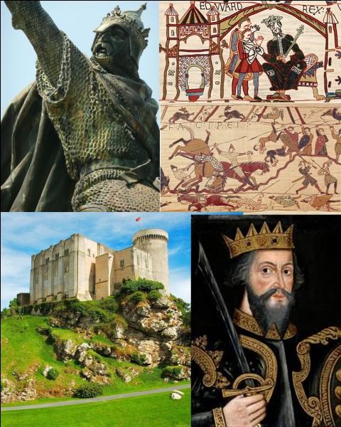 Moyen-âge : Ce personnage, enfant naturel, deviendra le duc d'une région française avant de devenir le roi d'un autre pays. Pour cela, il a été victorieux d'une bataille. Par contre, ses successeurs ne parvinrent pas à conserver le titre de duc de cette province française.Qui est ce personnage ?