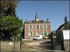 Nous terminons dans l'Oise, à Pierrefitte-en-Beauvaisis. Nous sommes dans la nouvelle région ...