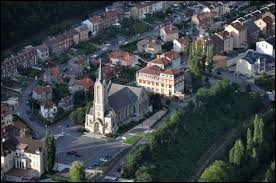 Ville Meurthe-et-Mosellane du canton de Longwy, dans le Pays Haut, Herserange se situe dans l'ancienne région ...