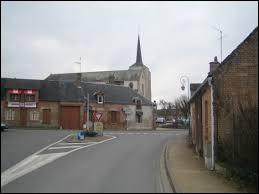 Ville Loirétaine, Marcilly-en-Villette se situe en région ...