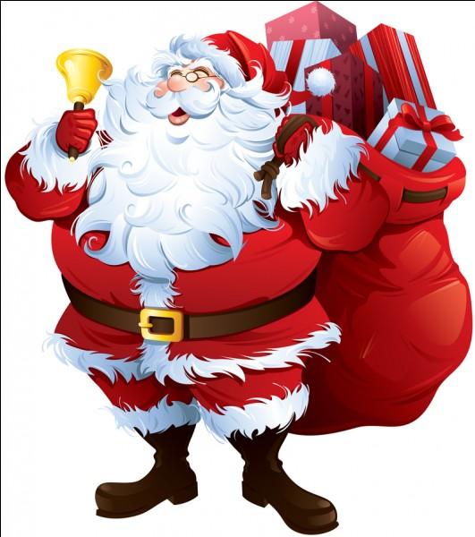 À quel âge as-tu arrêté de croire au père Noël ?