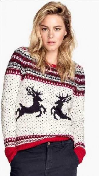 Que penses-tu des pulls de Noël ?