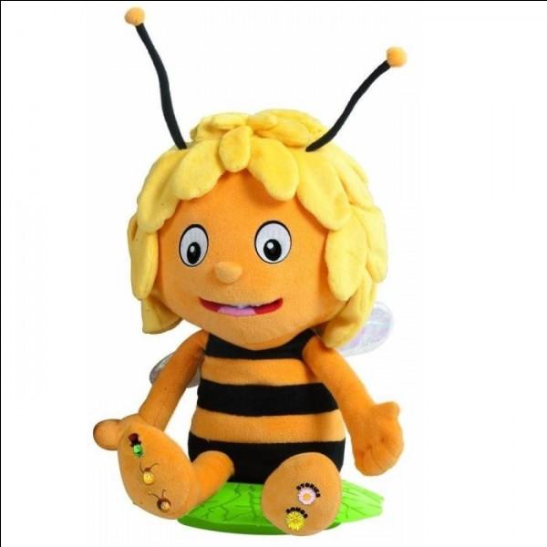 Retrouve le nom de la petite abeille !
