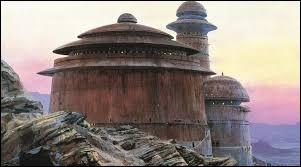 Où habite Jabba le Hutt ?